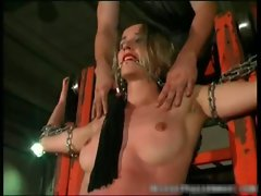 Brutal core bdsm and brutal punishement