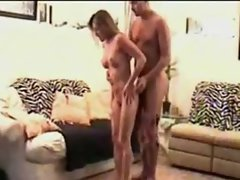Amateur sex before camera