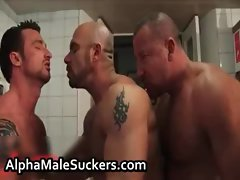 Extreme wild gay banging and fellatio gay video