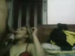 Arabian egyptian Suck And Cumshots In Her Mouth