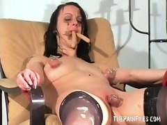 Dirty woman humiliation and extreme domination