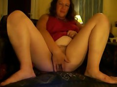 Very hairy Cute bbw masturbates and gives dick sucking