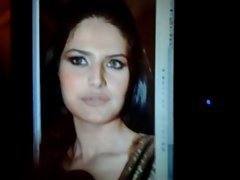Bollywood- Zarine Khan Got Tributed