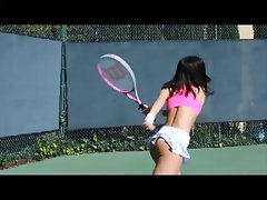 FantasyHD Naked Tennis Becomes tempting