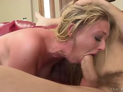 Tristyn Kennedy gobbles down this brutal throbbing prick