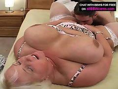 Fatty gets banged big time obese dirty ass 1