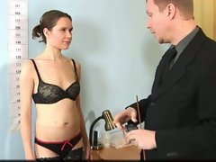 Kinky interview for a secretary