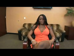 Banging an slutty ebony snatch point of view