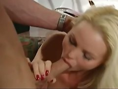 Silvia saint is no saint in bed