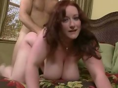 Cute bbw redhead reyna bangs neighbor