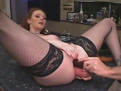 Dirty ass master redhead audrey hollander