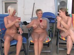 Butch attractive mature and grannies