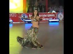 Alla Kushnir sexual belly Dance part 50