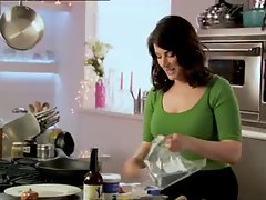 Nigella Lawson - Green Top Hooters