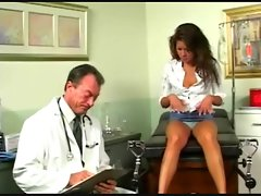 Charmane Star bangs the doctor