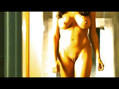Rosario Dawson Full Frontal In Trance HD