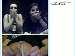 3 polish grls laugh at petite penis on omegle