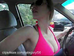 Loads of Pedal Pumping at clips4sale.com