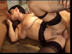 Elodie Cherie - Double Penetration