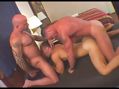Bo Knight, Jacob Scott and Dawson