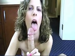 Mama Dick sucking