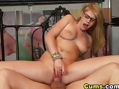 Blond Bable Bangs Rough HD