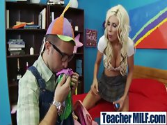 Sensual Big melons Teachers And Students Fuck Wild video-34