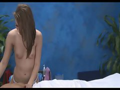 Diminutive slutty girl banged rough