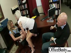 Filthy Vixen Large melons Office Chick Get Banged video-10