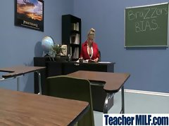 Sensual Large melons Teachers And Students Fuck Wild video-14