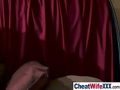Big titted Cheating Wifes Get Dirty Sex video-05