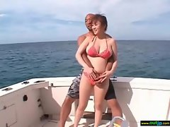 Seductive Jap Lassie Love Outdoor Sex video-11