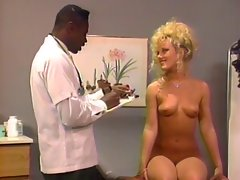 English bitch Louise in a classic sequence with a BBC