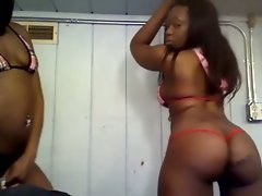 Finesse Foxxx & Friends Luscious Naughty bum Tricks - Ameman