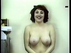 Bushy Sweet Titted Secretary Screwed