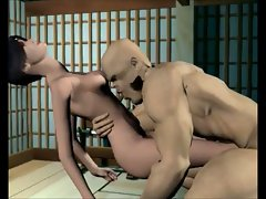3D Animation: Ninja Scroll