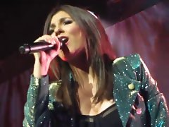 Victoria Justice- Make it in AMERICA live