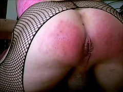Rectal butt spanking and my favorite rectum filling toys