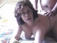 Big titted Solid gets doggied 2
