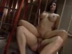 An aggressive wild fuck with ideal body whore