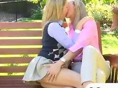 Filthy experienced stepmom and her daughter lez act and 3some