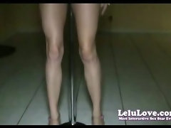 Lelu Love Is Your Own Personal Stripper To Fuck