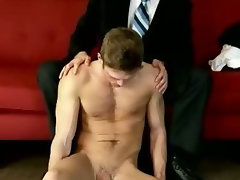 18 years old gay man punished and forced to cum by elder fellow