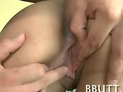 Fabulous crazy threesome action screwing