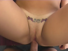 Two attractive dirty ladies Jessica Sin and Posche James do porn casting