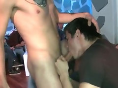 Dude gets facial at sausage party