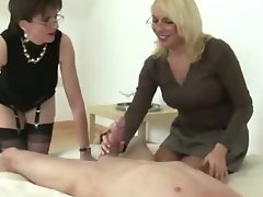 English femdom english vixens punish bound man