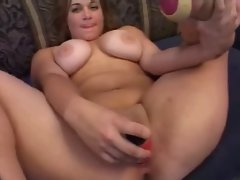 Nice looking Obese Heavy Girlfriend love licking and riding Prick