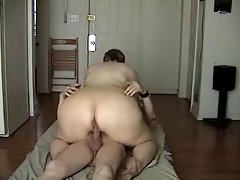 Huge butt Experienced COWGIRL