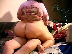 Big beautiful woman babe shags with experienced man